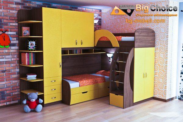 Детска стая Екатерина D-007