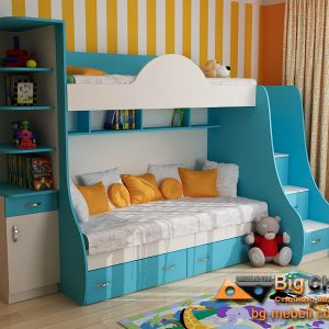 Двуетажно легло Виктор D-008