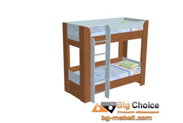 Двуетажно легло Маугли D-0033